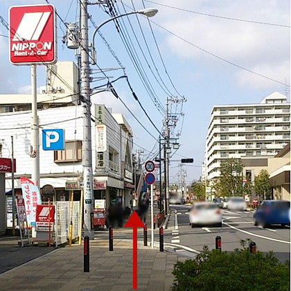 長津田厚生総合病院ルート3