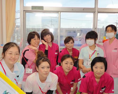 本館3階病棟・看護部(長津田厚生総合病院)イメージ