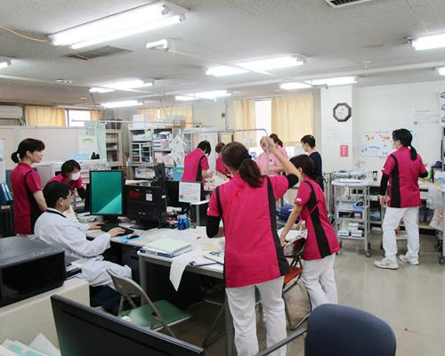 新館3階病棟・看護部(長津田厚生総合病院)イメージ
