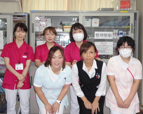 2階病棟・看護部(長津田厚生総合病院)イメージ