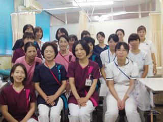 長津田厚生総合病院 看護部ナースステーション(外来)